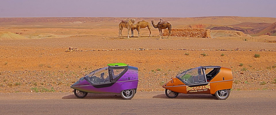 DESERT E-RIDE - Discovering Morocco electrically